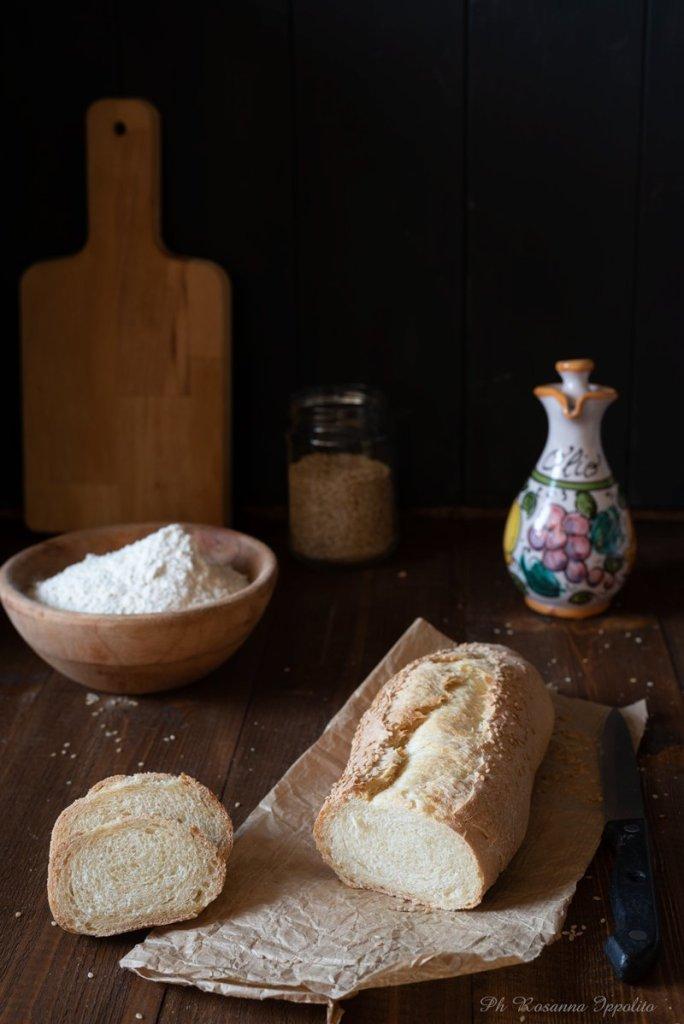 Filone di semola di grano duro