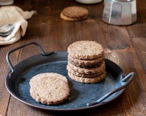 Biscotti grano saraceno e avena