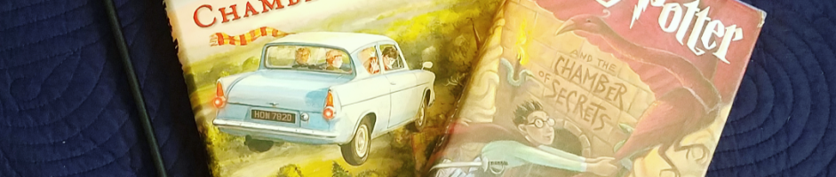 Book Club 2: Harry Potter and the Chamber of Secrets