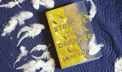 Book Club 6: Strange the Dreamer