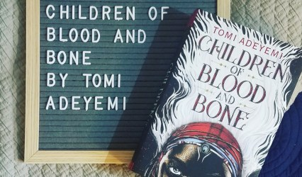 Book Club 10: Children of Blood and Bone