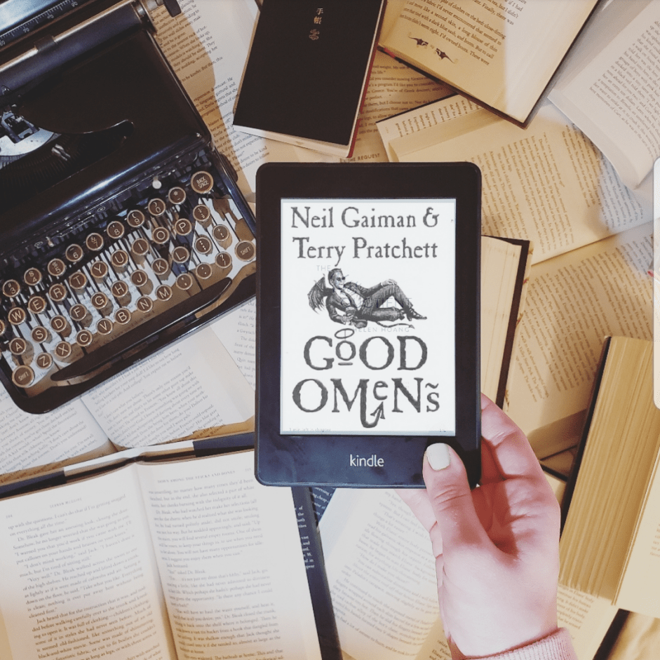 Book Club 12: Good Omens