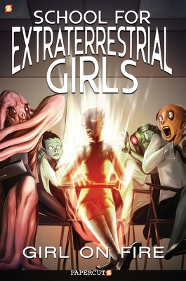 School for Extraterrestrial Girls from 10 She-Ra Comic Recommendations | Unassigned Reading