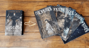 Book and Comic Pairings | Unassigned Reading