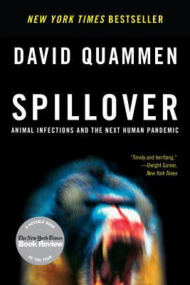 Cover of Spillover by David Quammen