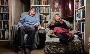Photo of Giles & Mary from Googlebox