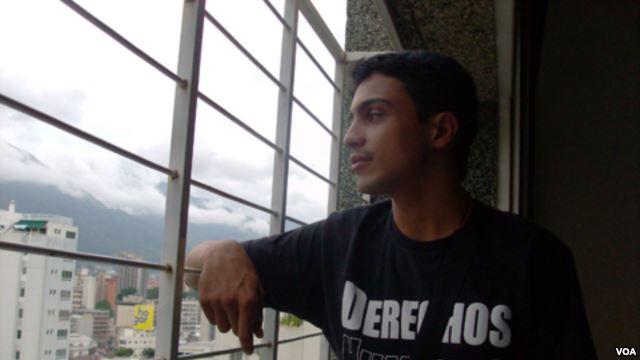 Condiciones de reclusión de Lorent Saleh discutirá la Comisión Interamericana de Derechos Humanos en periodo de sesiones