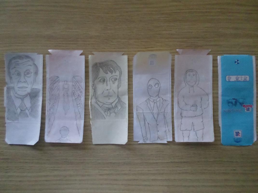 La expresión artística en La Tumba