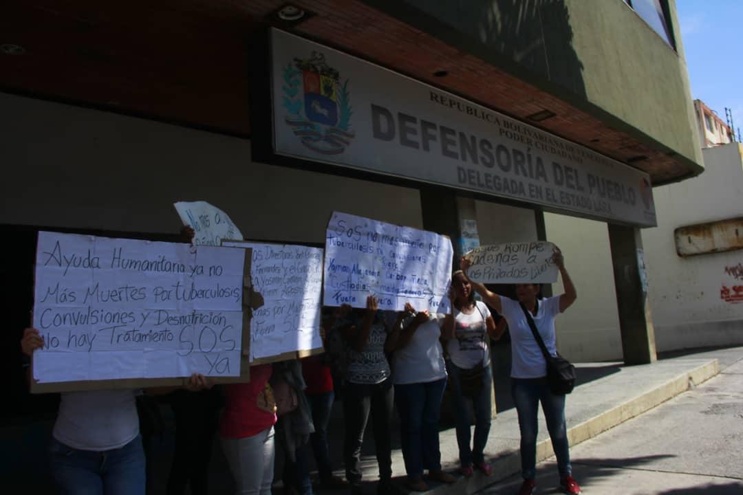 En la Defensoría del Pueblo de Lara piden respeto a los DDHH
