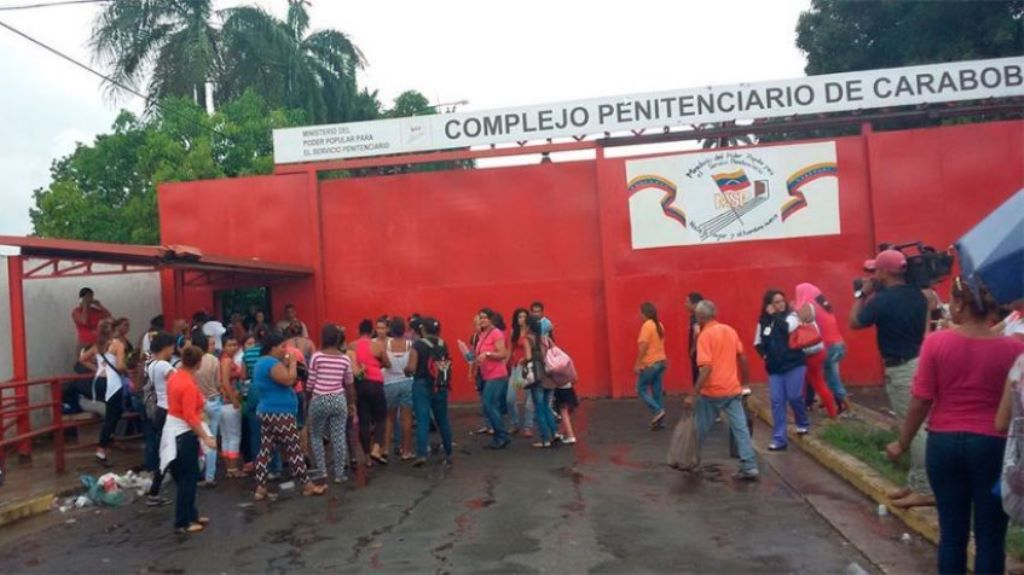 Tres presos del penal de Tocuyito ingresados a morgue