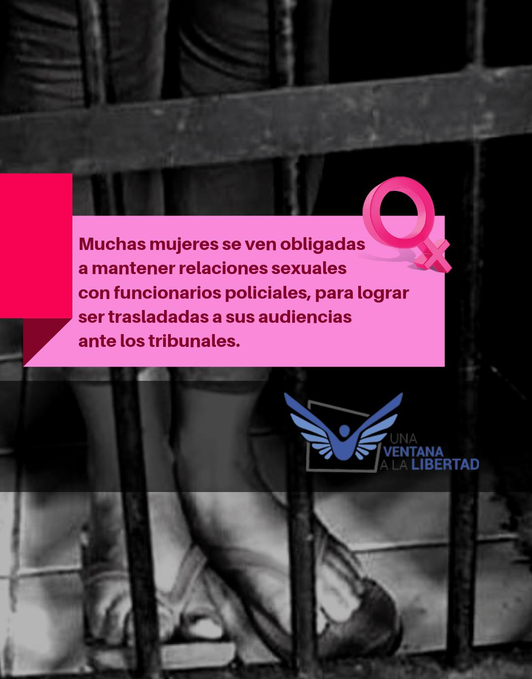 """""""Situación de las Mujeres Privadas de Libertad en Venezuela"""" (Una narrativa desde las vivencias)"""