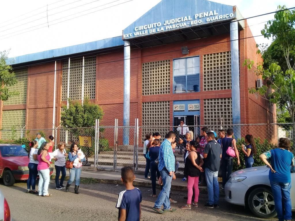 Guárico: Excarcelados bajo régimen de presentación 4 de 21 detenidos en protestas el 23E