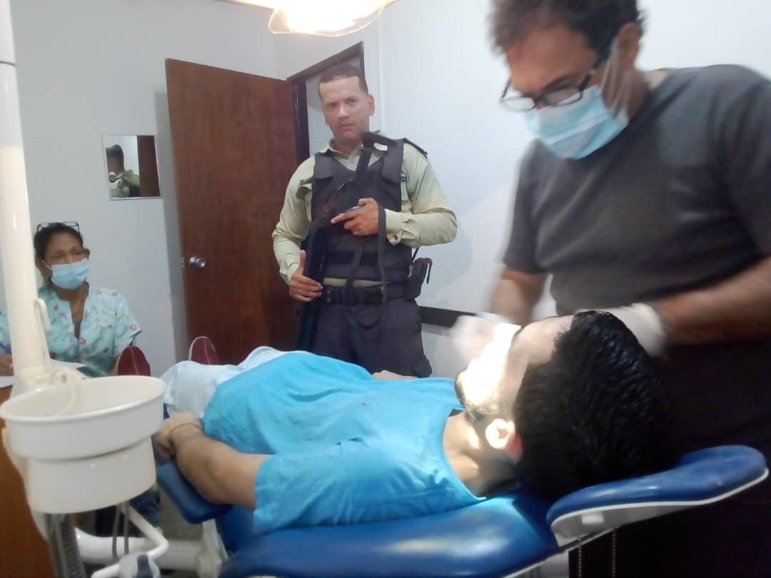 Miranda: Presos detenidos en Poliplaza fueron beneficiados con jornada de salud