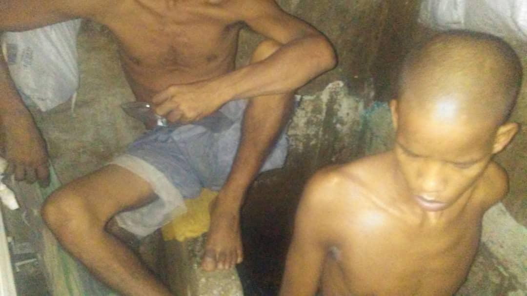 Miranda: Fotografías revelan condiciones infrahumanas en calabozos de la PNB Boleíta