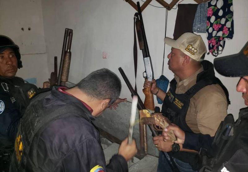 Carabobo: Pranes imponían su ley en los calabozos de La Zulia en  Puerto Cabello