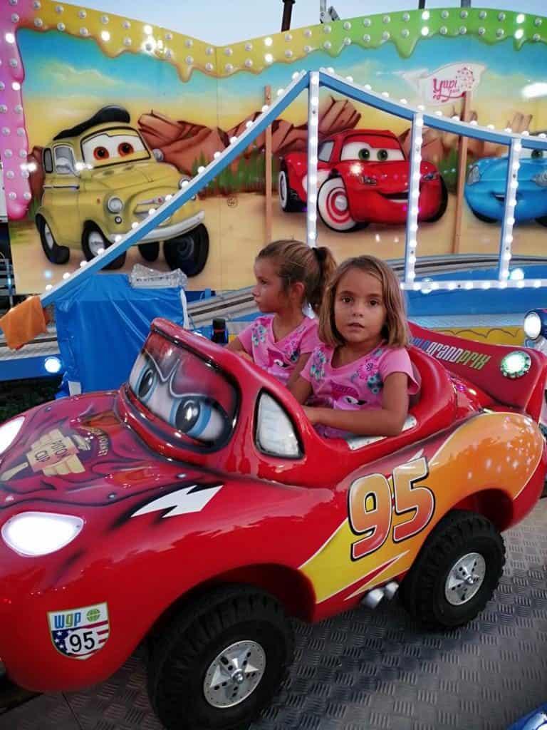 En la Feria de Cartagena.
