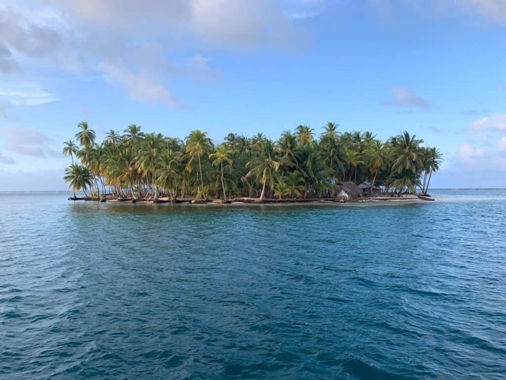 Isla Pequeña de Chichime.