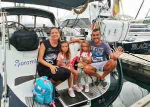 Despedida en Linton Bay Marina