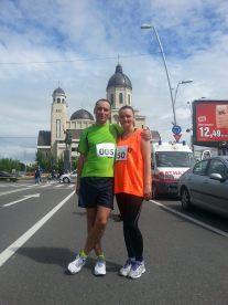 semi-maraton ștafetă Bacău