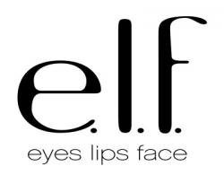 logo elf eyes lips face
