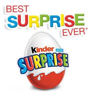 best surprise ever kinder
