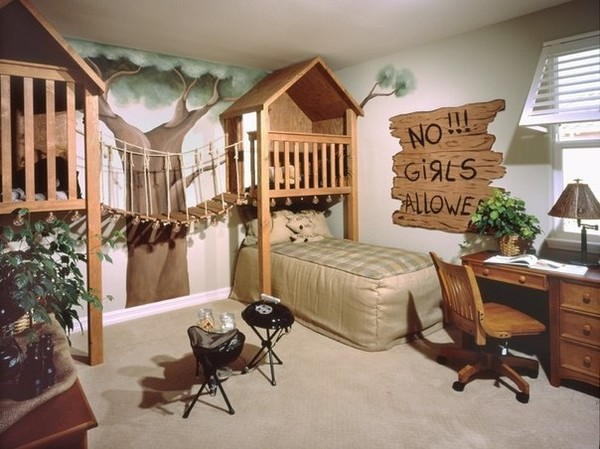 jolies chambres d 39 enfants d co unbb3 0. Black Bedroom Furniture Sets. Home Design Ideas