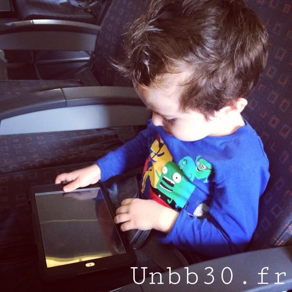 Mini BN dans l'avion acte 2