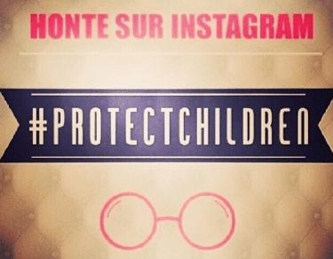 protectchildren honte sur instagram