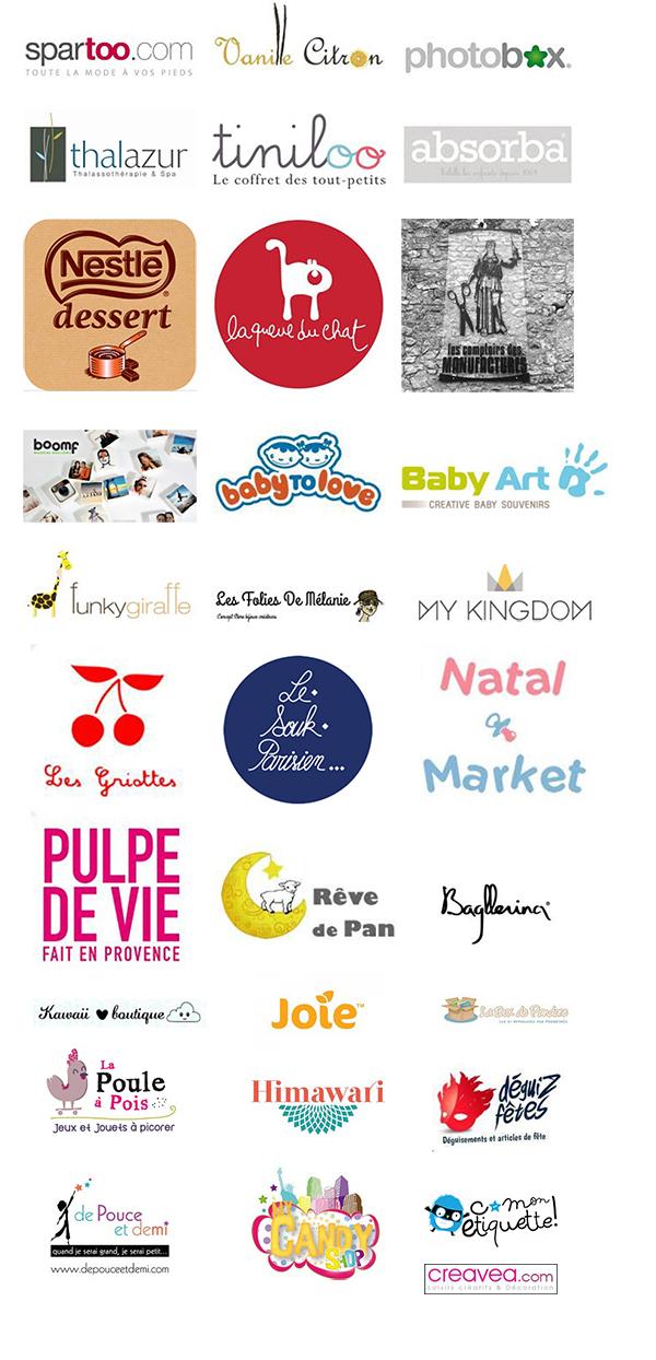 partenaires giveaway printemps 2014