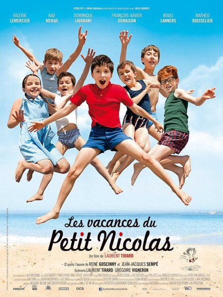 Les vacances du petit Nicolas