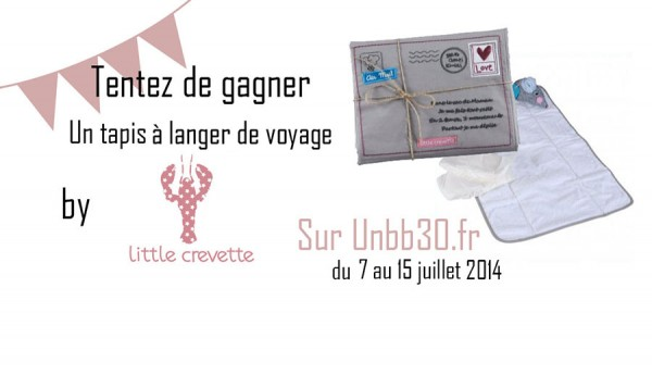 Giveaway Little Crevette