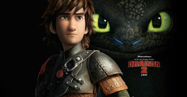 Harold et Krokmou dragons 2