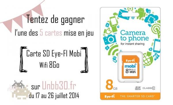 giveaway Eye FI Mobi