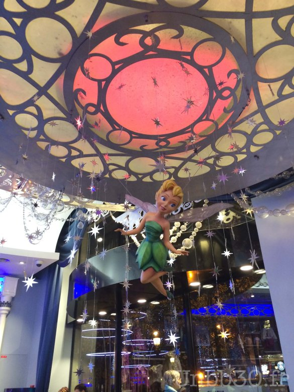 Paris Disney Store