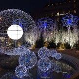 illuminations de Noel champs elysée