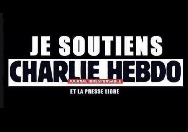je soutiens charlie hebdo