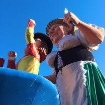 Chars Merkel Carnaval de Nice