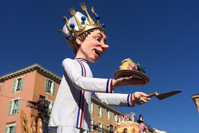 roi carnaval 2014