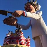 roi de la gastronomie carnaval nice
