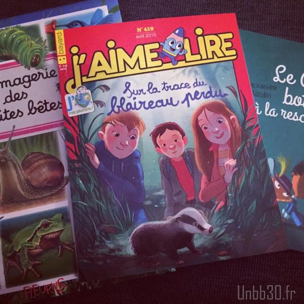 jaime lire imagier fleurus
