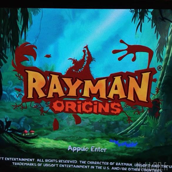 rayman origins orange jeux