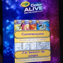 Application Color Alive