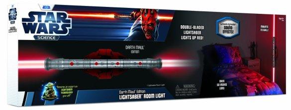 sabre laser darth maul à construire
