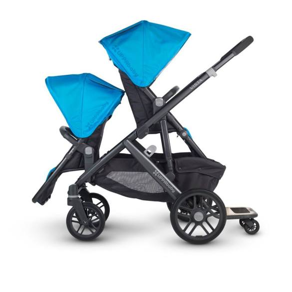 vista uppababy poussette double