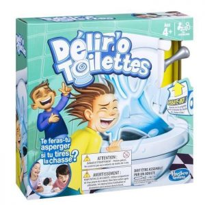 hasbro deliro toilettes