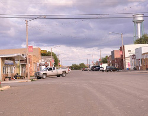 Circle Main Street