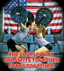 Crossfit Couple
