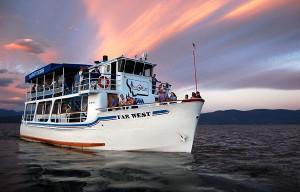 Far West Tour Boat