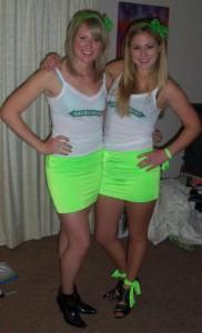 Double Mint Twins