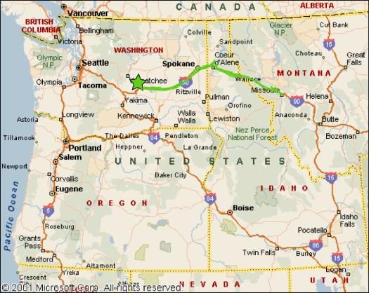 3_Sasquatch_Map of NW